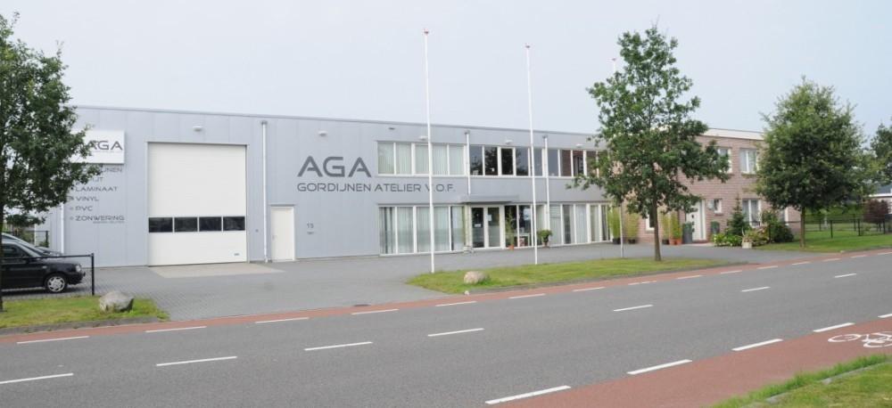 AGA projectstoffering in Klazienaveen